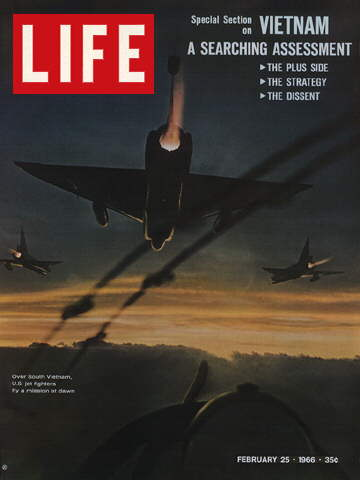 DAWN MISSION OVER SOUTH VIETNAM