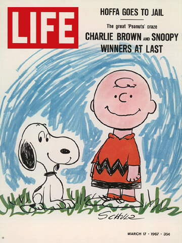 CHARLIE BROWN AND SNOOPY