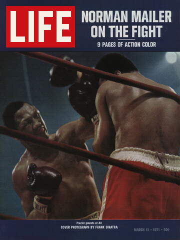 FRAZIER POUNDS ALI