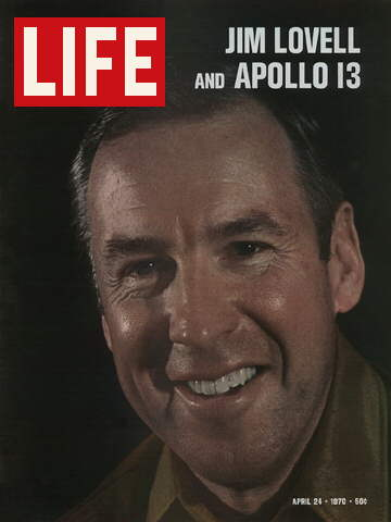 ASTRONAUT JIM LOVELL