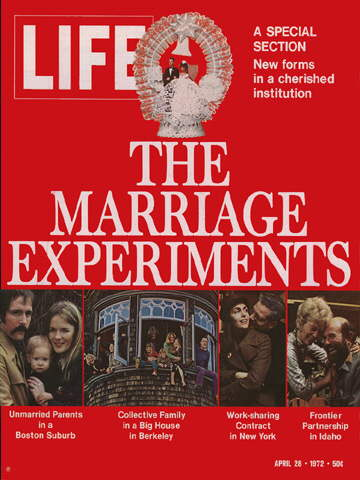 COMPOSITE: THE MARRIAGE EXPERIMENTS