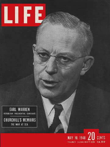 GOVERNOR EARL WARREN