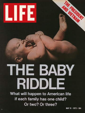 THE POPULATION RIDDLE: BABY