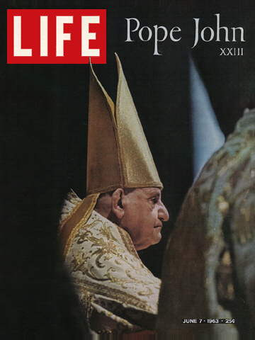 DEATH OF POPE JOHN XXIII