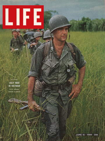 PATROL IN VIETNAM