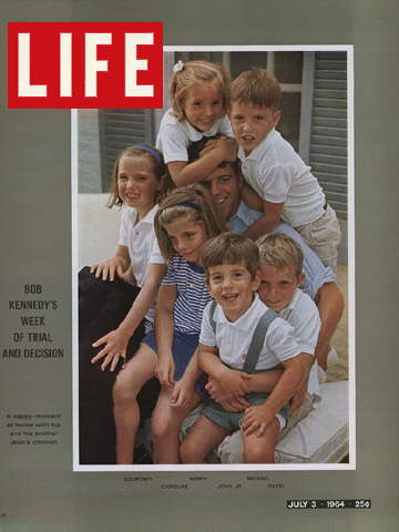 ROBERT KENNEDY AND KIDS