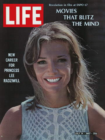 PRINCESS LEE RADZIWILL
