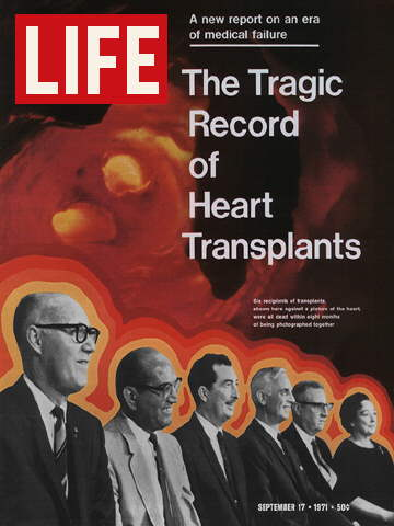 HEART TRANSPLANT PATIENTS