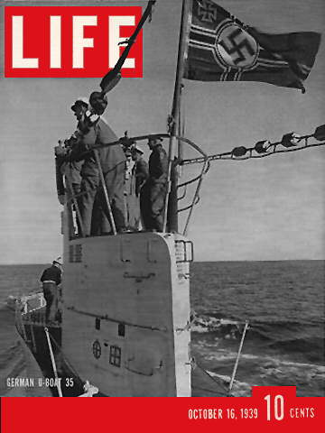 WAR ON U-BOATS