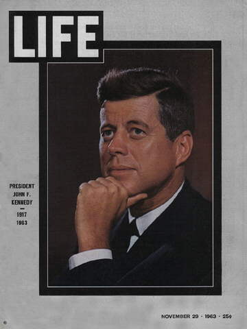 JOHN F. KENNEDY ASSASSINATION