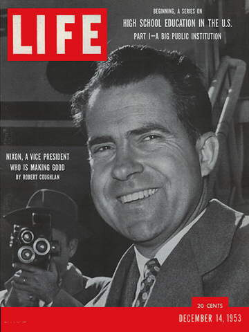 VICE-PRESIDENT RICHARD NIXON
